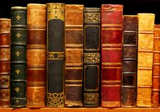 Patrimonio cultural Bibliotecas antiguas 3 imágenes de archivo libres de regalías