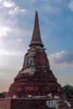 Patrimonio mondiale, tempio buddista Fotografie Stock
