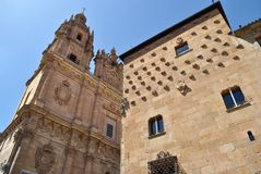Patrimony of Salamanca Royalty Free Stock Images
