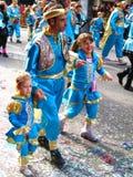 Patrino Karnavali, carnaval 2009 de Patra Photo stock