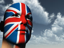 Patriot Royalty Free Stock Images