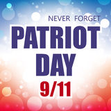 Patriot day Stock Photos