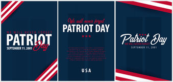 Free Patriot Day Background. September 11. We Will Never Forget. Royalty Free Stock Photo - 98143955