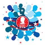 Patriot Day Stock Image