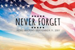 Patriot Day - Never Forget 20 Years