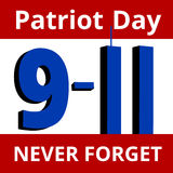 Patriot Day Stock Images