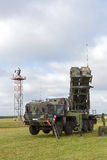 Patriot Missile system Stock Photography