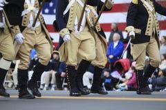 Patriot's Day Parade Royalty Free Stock Image