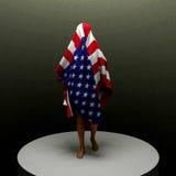 Patriot Royalty Free Stock Photos