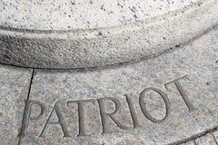 patriote photos stock