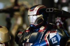 Patriote Ironman Images stock