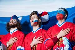 patriotes Photographie stock libre de droits