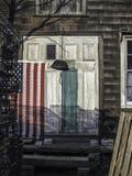 patriotic Fotografie Stock