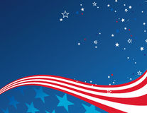Patriotic Background stock images