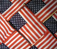 Patriotic Background Stock Image