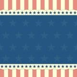 Patriotic background Royalty Free Stock Photo