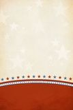 Patriotic background. Royalty Free Stock Images