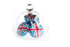 Patriotic Chocolates royalty free stock images