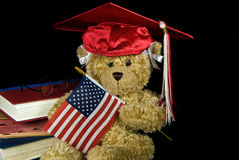 Patriotic Graduate Stock Photos