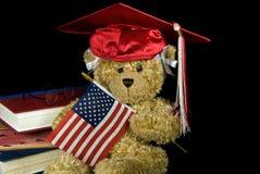 Patriotic Graduate Stock Photos