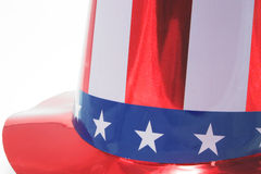 Patriotic Hat Stock Image