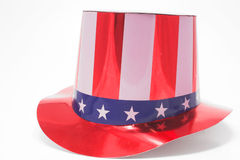 Patriotic Hat Royalty Free Stock Images