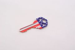 Patriotic Key Stock Photos