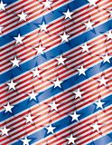 Patriotic Stars and Stripes Royalty Free Stock Photos