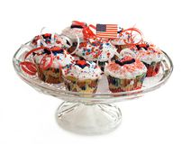 Patriotic Treatment Royalty Free Stock Photo