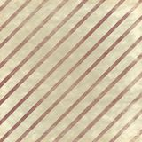 Patriotic USA REd Cream Stripes Grunge Background. 12x12 300dpi beautiful eclectic paper for backgrounds Stock Illustration