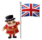 Patriotic Yeoman Stock Images