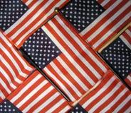 Patriotischer Hintergrund Stockbild