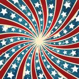 Patriotischer Hintergrund Stockfoto