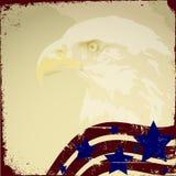 patriotisk bakgrund Royaltyfria Foton