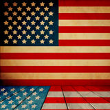 Patriotiskt rum Arkivbilder