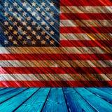 Patriotiskt rum Arkivfoto