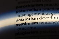 patriotisme photos libres de droits