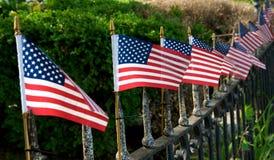 Patriotismo Foto de Stock