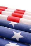 Patriotismo americano Fotografia de Stock
