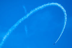 The Patriots Jet Team Stock Images