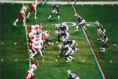 Patriots v. Kansas City Chiefs, Monday Night Football Stock Photography