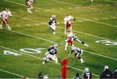 Patriots v. Kansas City Chiefs, Monday Night Football Stock Photos