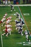 Patriots v. Kansas City Chiefs, Monday Night Football Royalty Free Stock Photography