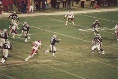 Patriots v. Kansas City Chiefs, Monday Night Football Stock Photo