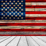 Patriotyczny pokój Fotografia Stock