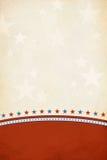 Patriotyczny tło. Obrazy Royalty Free