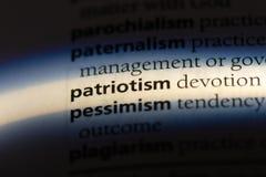 patriotyzm zdjęcia royalty free