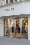 Patrizia Pepe shop Stock Photo