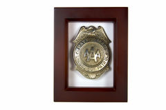 Patrol Boy Badge Royalty Free Stock Image