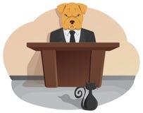 Patron de chien Photo stock